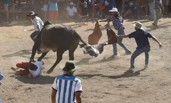 Fin de semana a la Santacruceña con las corridas de toros.