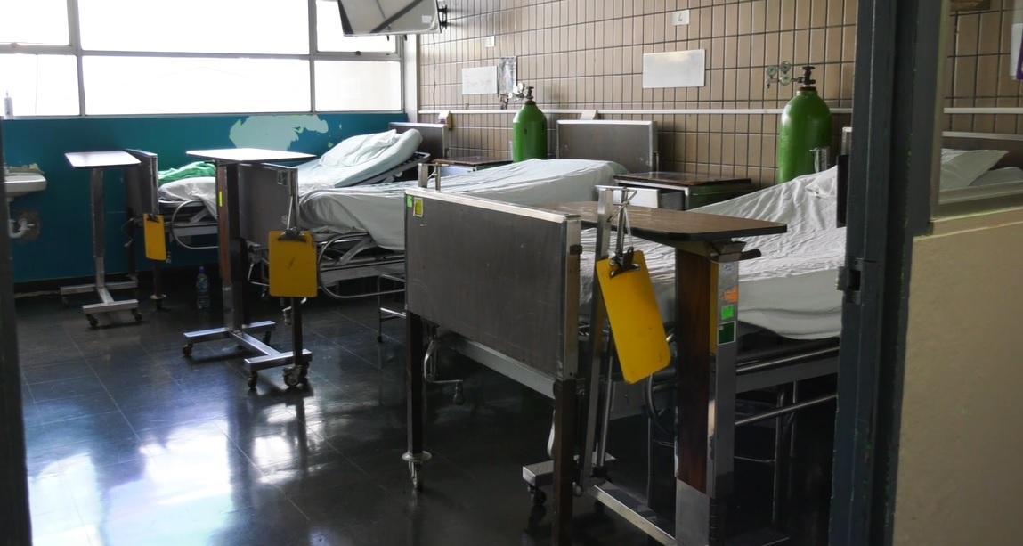 El Hospital San Carlos cuenta con 7 camas más, para la atención de COVID-19.
