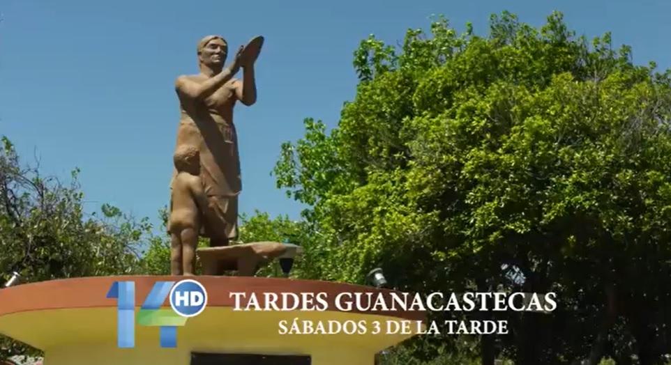 Viva el especial Tardes Guanacastecas en TVN Canal 14