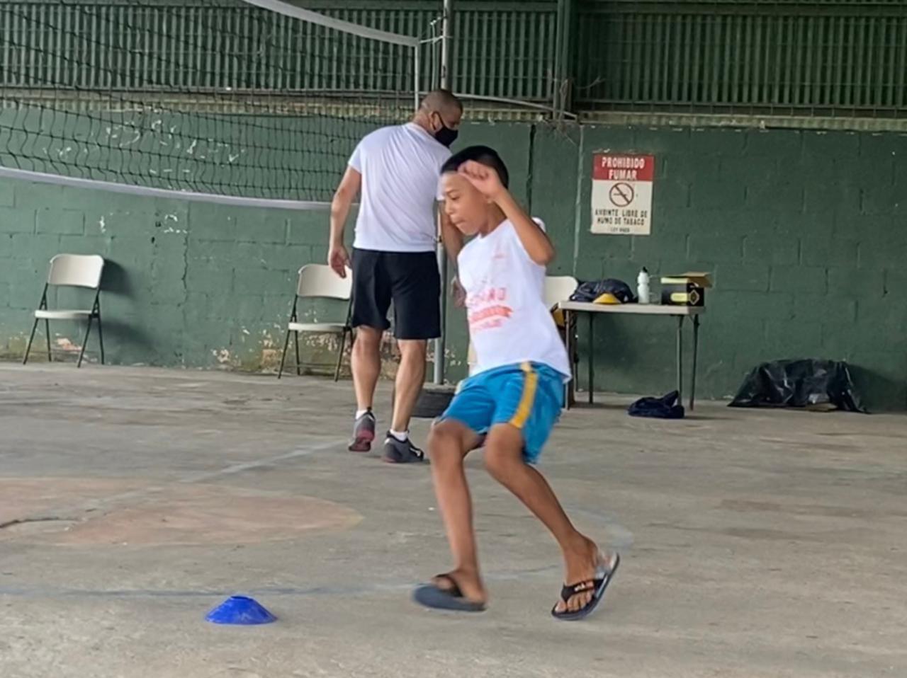 Voleibol se vistió de Solidaridad en Altamira.