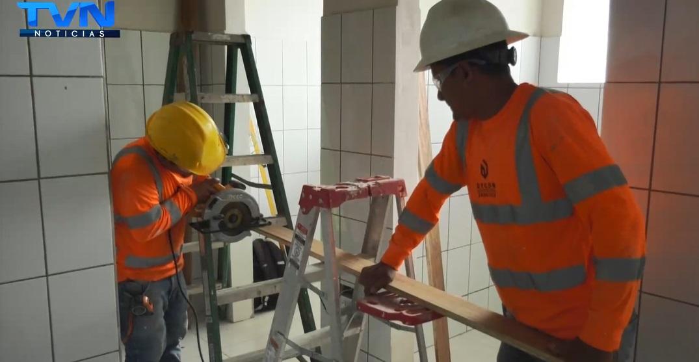Sector construcción se vería más afectado de haber nuevos cierres