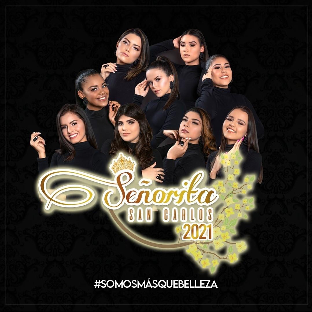 Certamen de Belleza Señorita San Carlos 2021