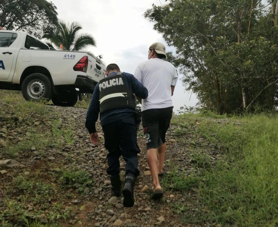 Cae en Guatuso uno de los más buscados del país.