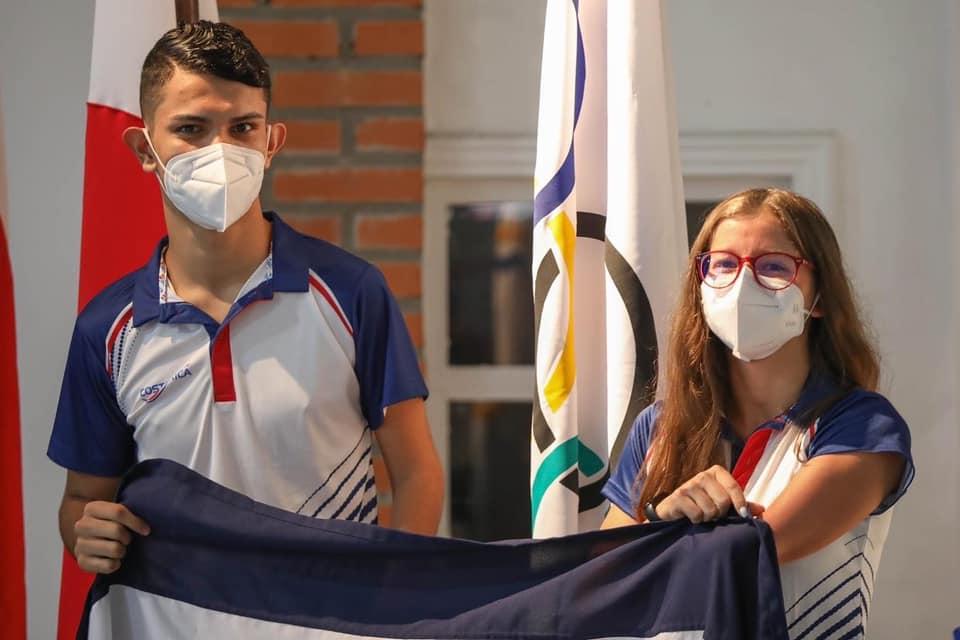 Steven Román llevará la bandera tica en el Estadio Olímpico de Tokio.