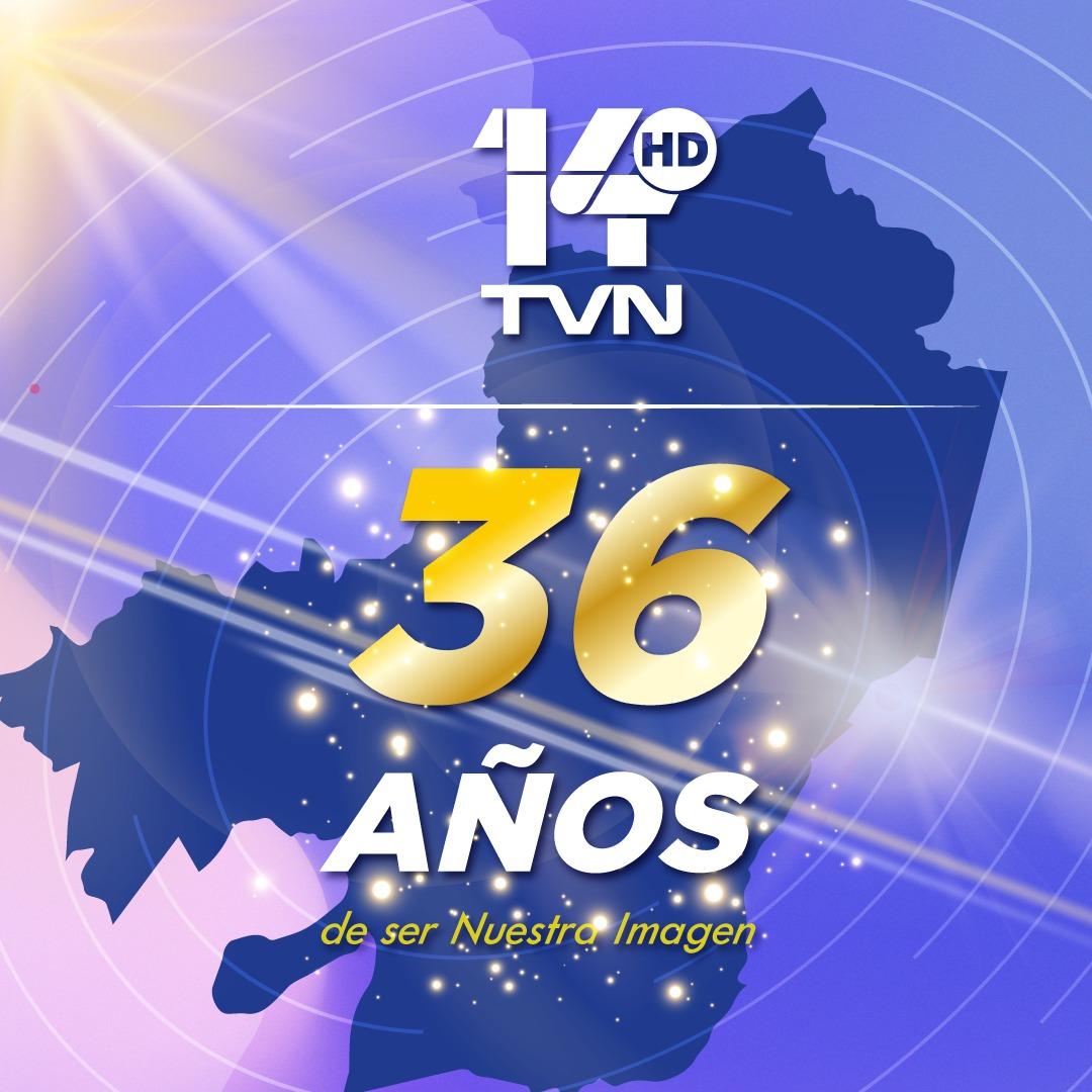 TVN cumple 36 años de ser Nuestra Imagen