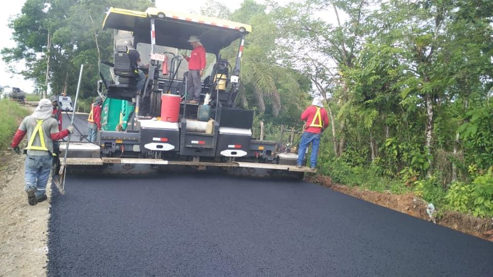 10 comunidades de Upala estrenarán caminos asfaltados