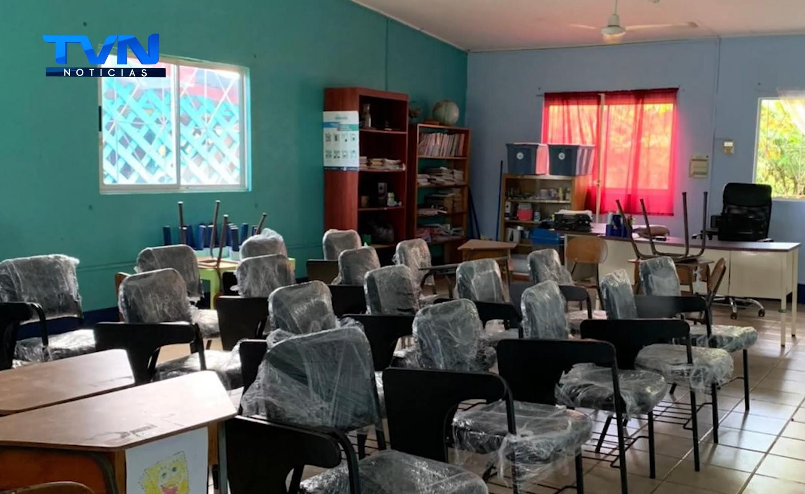 Estudiantes de Crucitas de Cutris recibirán lecciones en mejores condiciones