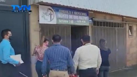 Cae pareja por estafa con servicios fúnebres en Ciudad Quesada.