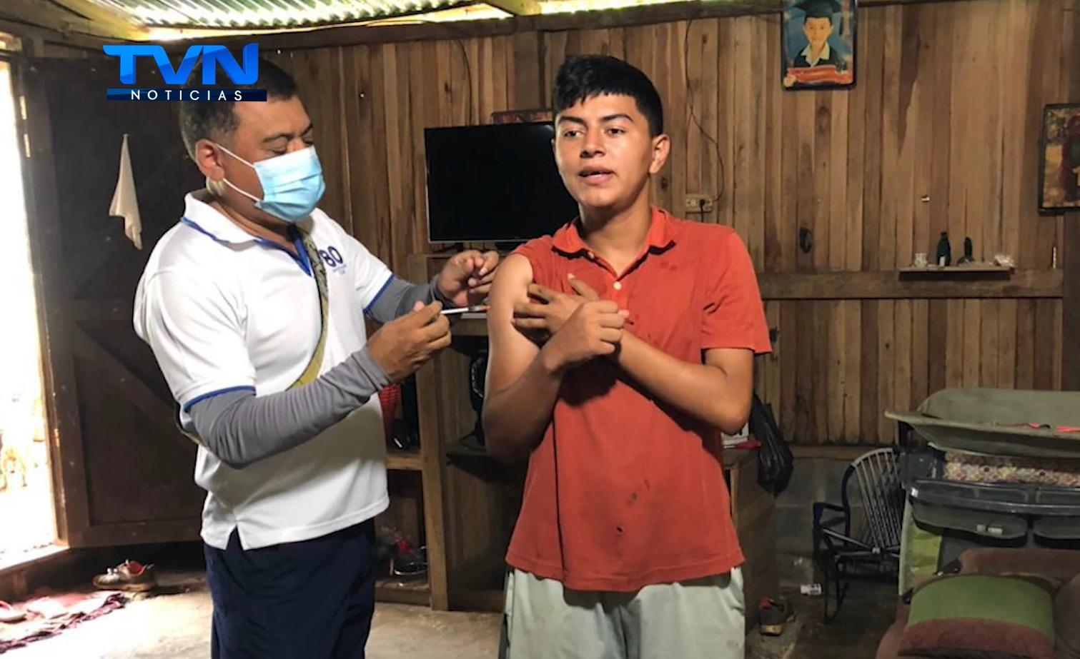 La distancia no es excusa para vacunar a la población de comunidades fronterizas