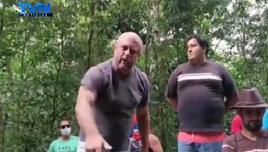 Líder de Rescate Nacional en San Carlos explota contra quienes no apoyan bloqueos