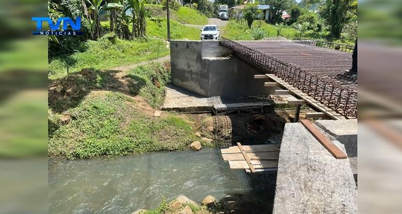 Vecinos de Dos Ríos de Upala se benefician con mejoras en puente