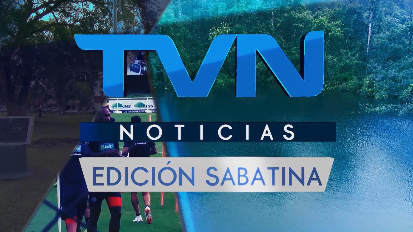 TVN Noticias estrena su edición sabatina.