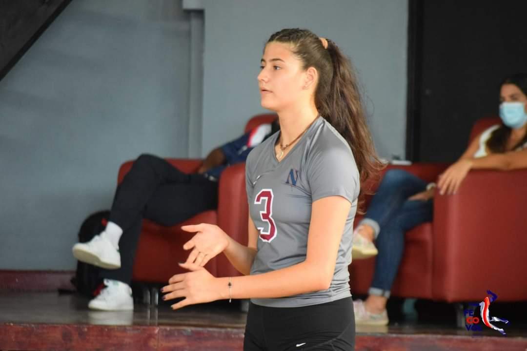 Talento de San Carlos a la selección de voleibol.