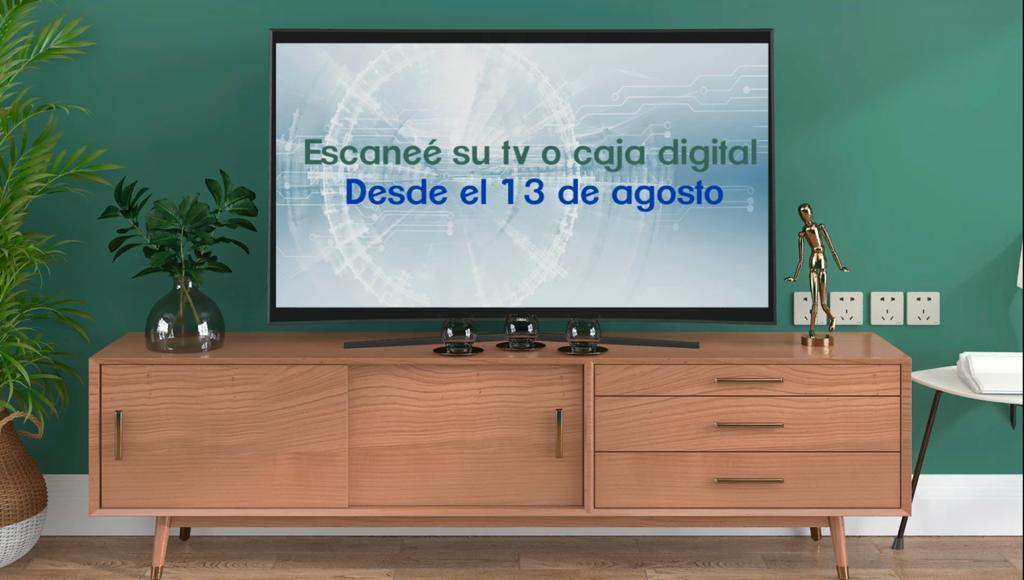 TVN Canal 14 avanza en el encendido digital