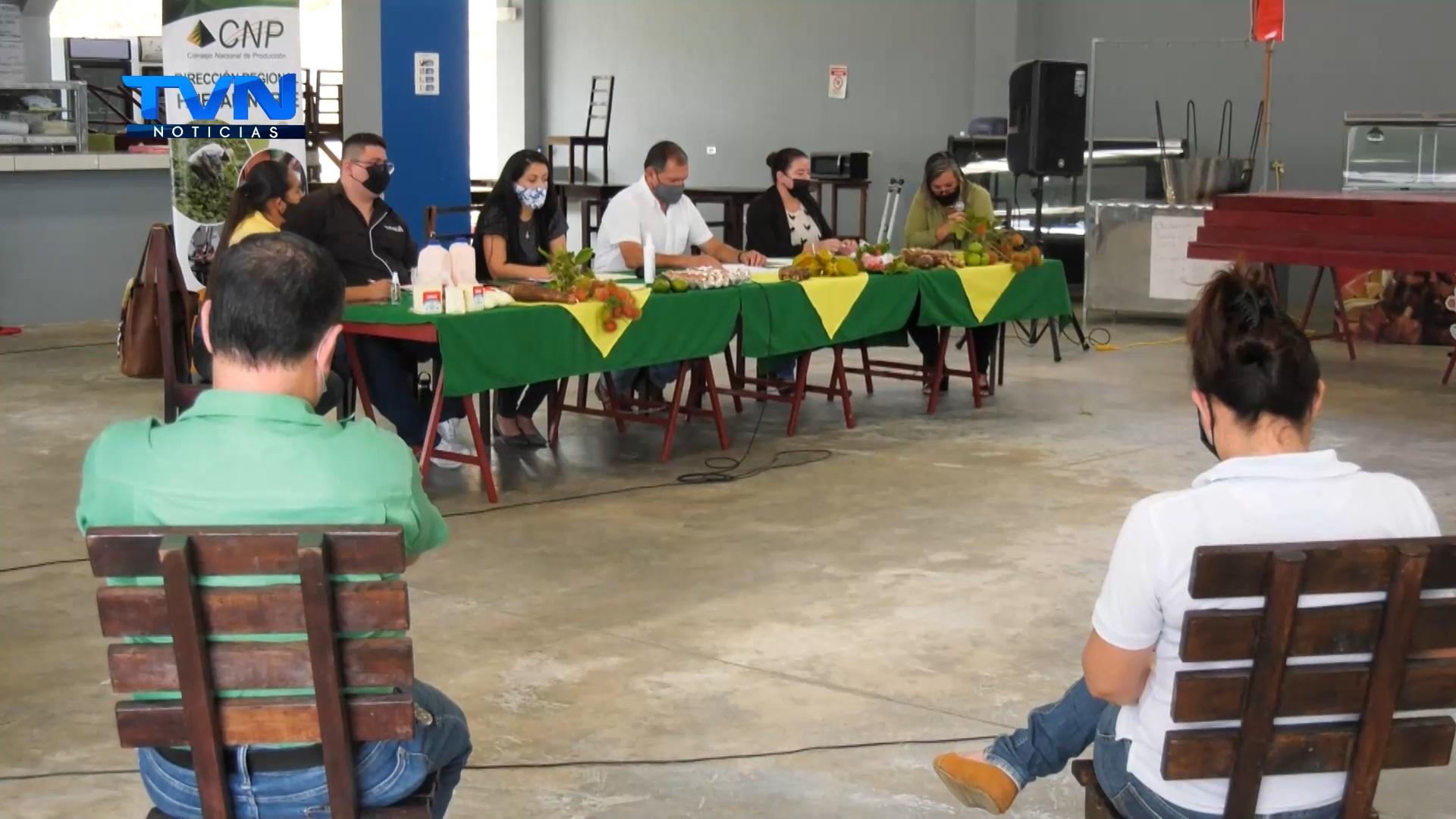 Productores de la Región Huetar Norte defienden el Programa de Abastecimiento Institucional