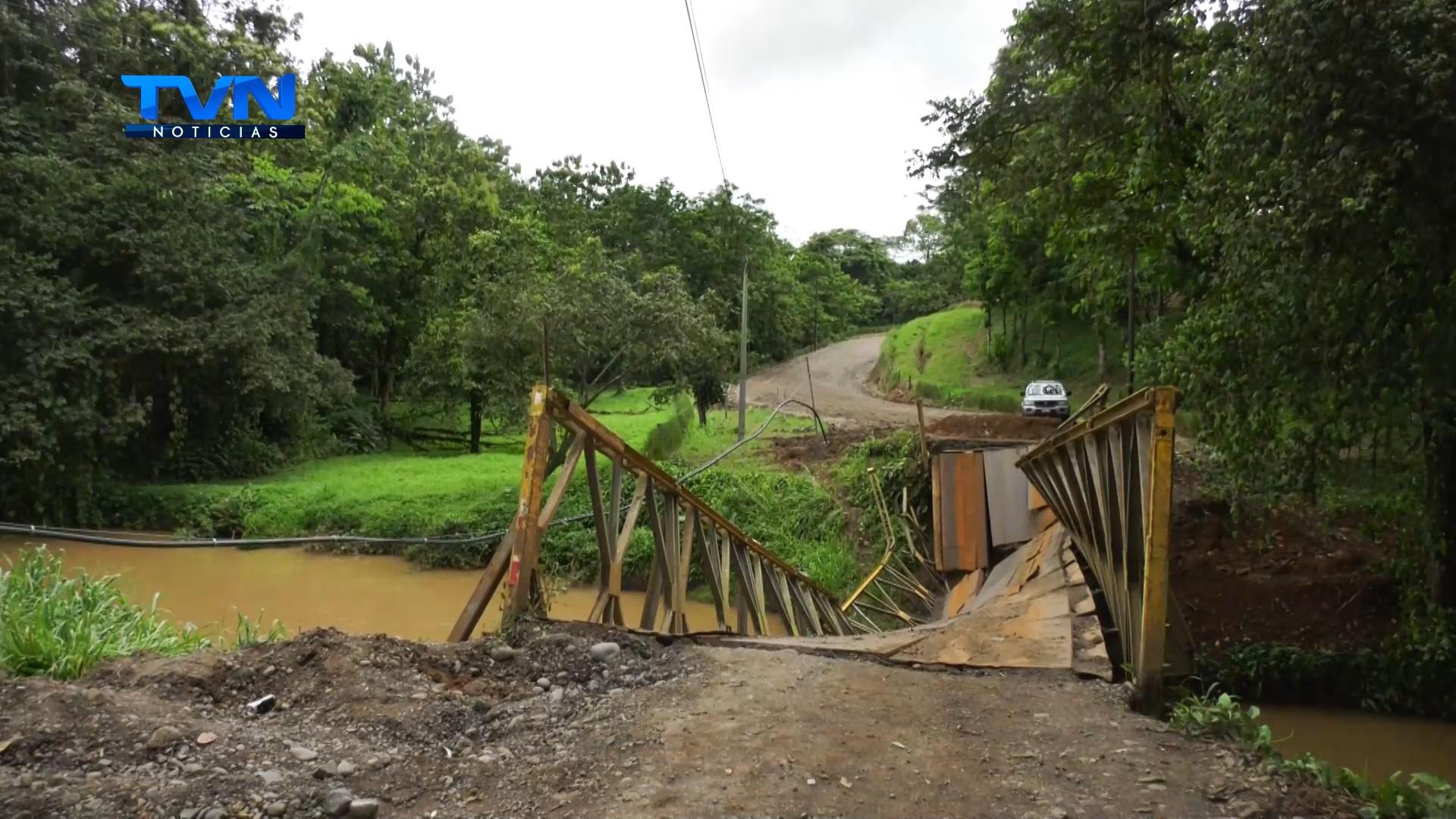 Falta de presupuesto impide colocar puente nuevo entre San Rafael y El Pinar de Río Cuarto