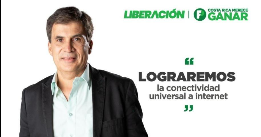 Joaquín Hernández promete dinamizar la zona norte al ser ratificado candidato a diputado en el 2° lugar por Alajuela
