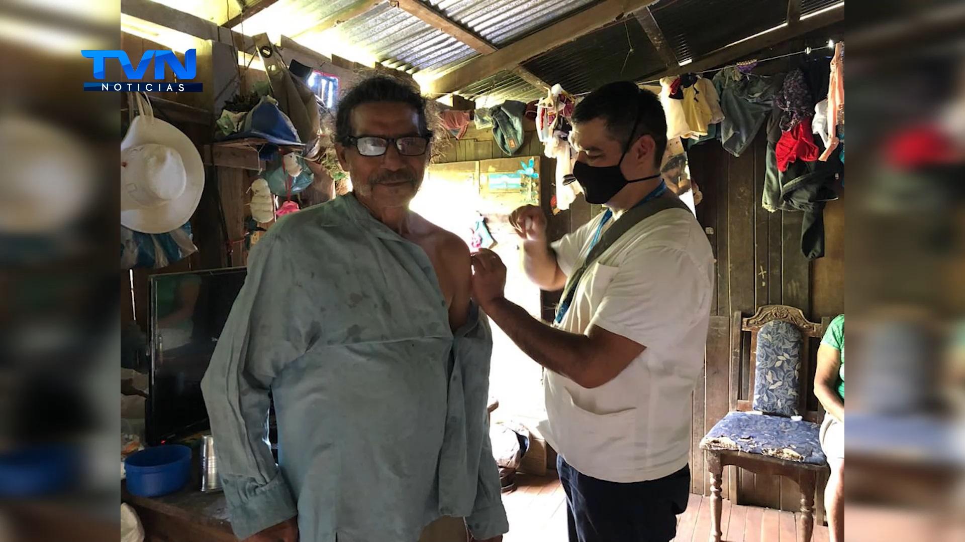 En un día, Ataps vacunaron a 70 personas adscritas al área de salud de Santa Rosa