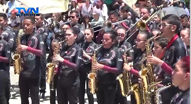Banda Municipal de Zarcero retorna a los ensayos
