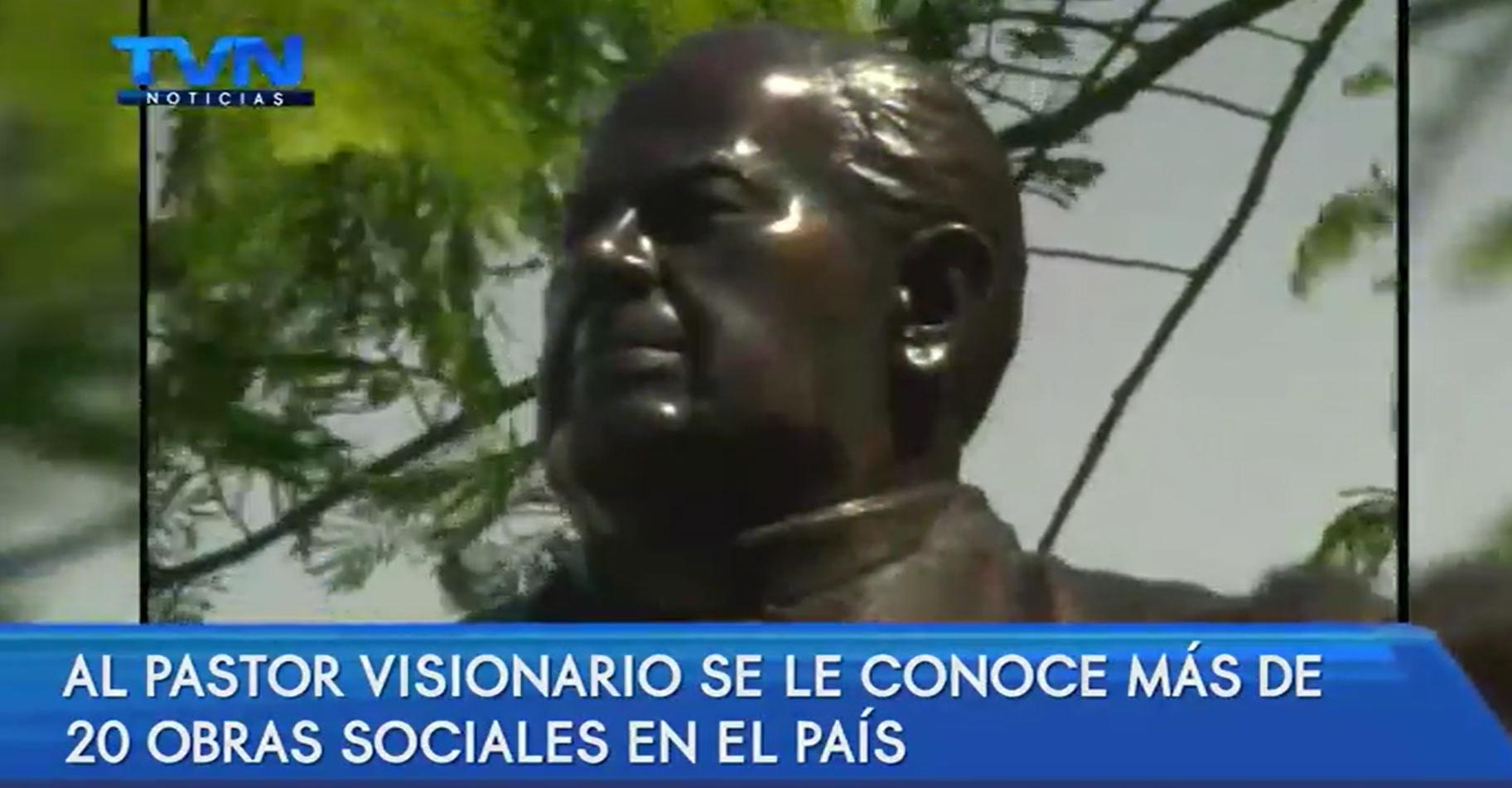 El presbítero Eladio Sancho es Benemérito de la Patria