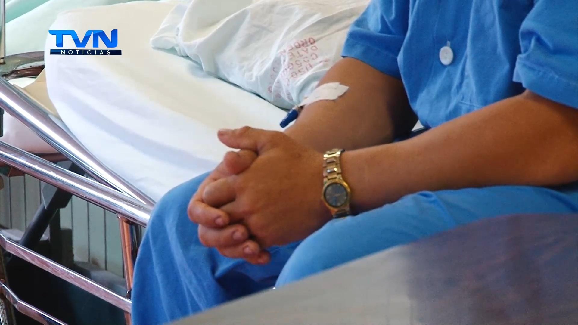 Ocupación en área covid del Hospital San Carlos está al 70%