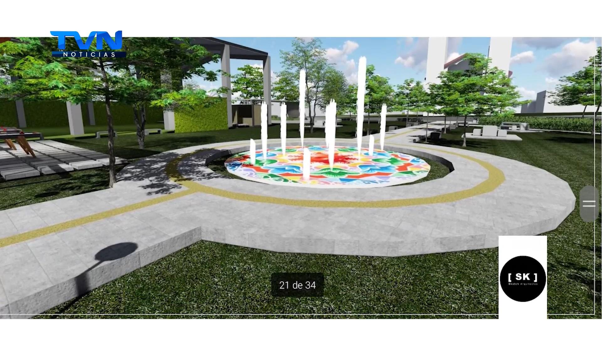 En octubre iniciarían las obras del nuevo parque de Venecia