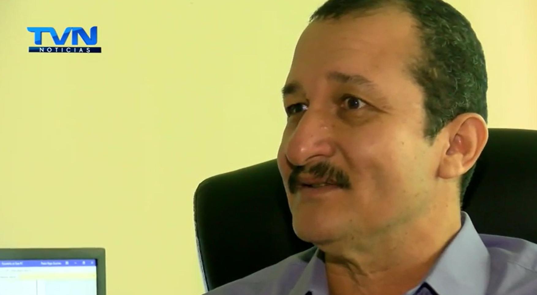 El alcalde de Sarapiquí Pedro Rojas aspira a una curul en la Asamblea Legislativa