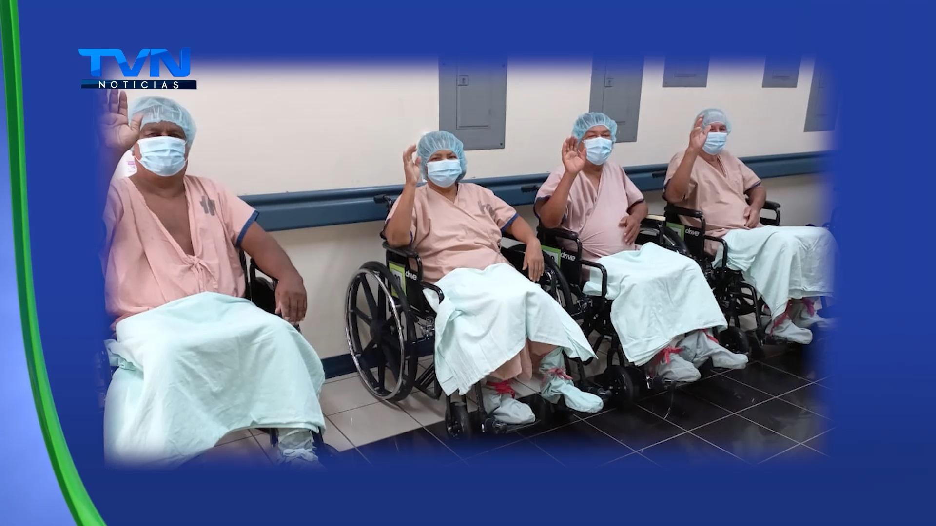 250 pacientes adscritos al Hospital de Liberia serán operados de cataratas