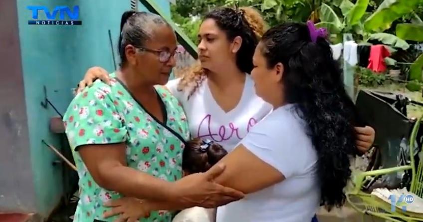Familia de Francis busca proteger a su hija de daño colateral tras presenciar su muerte.