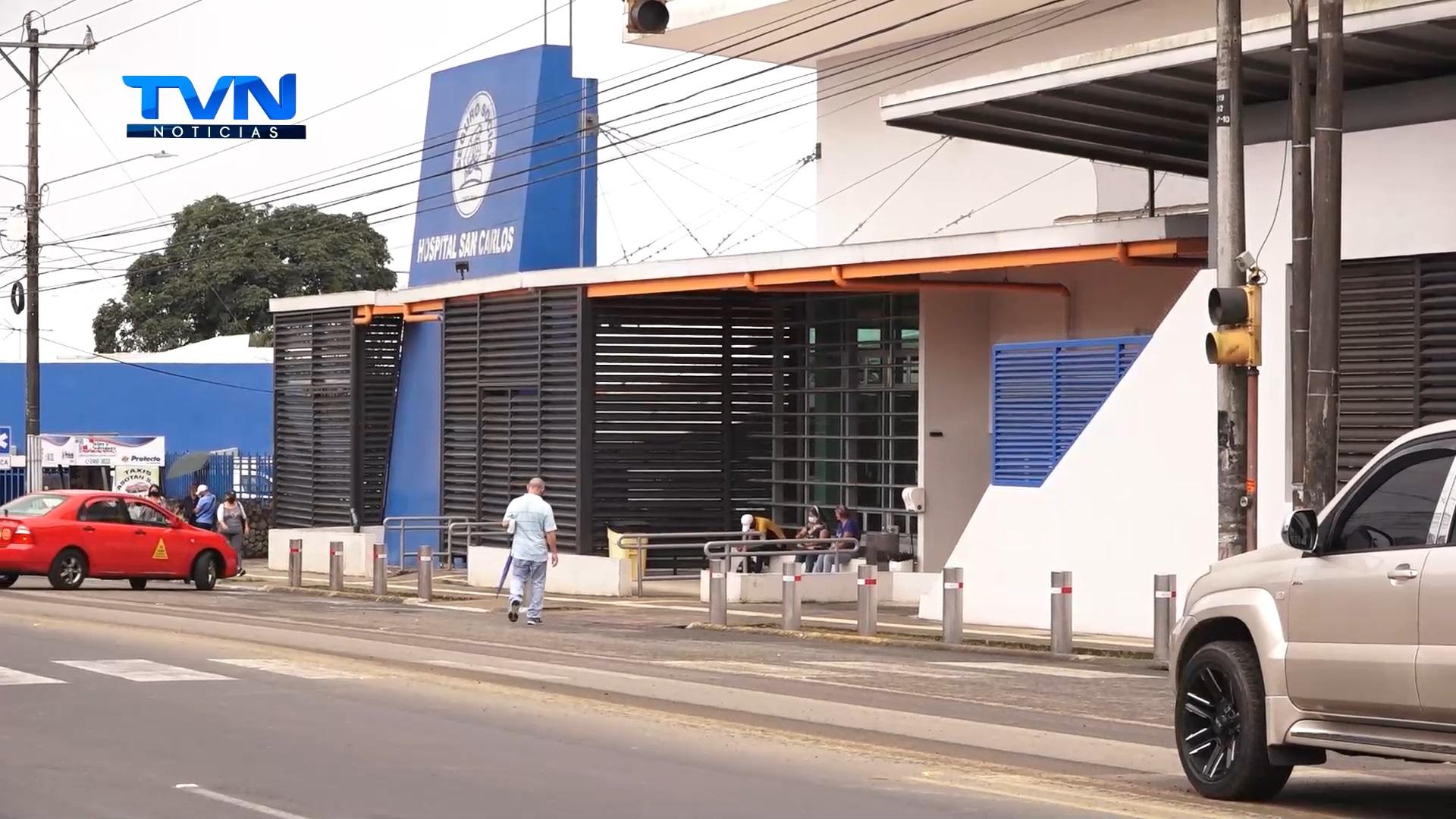 Médicos del Hospital San Carlos brindarán información de pacientes covid