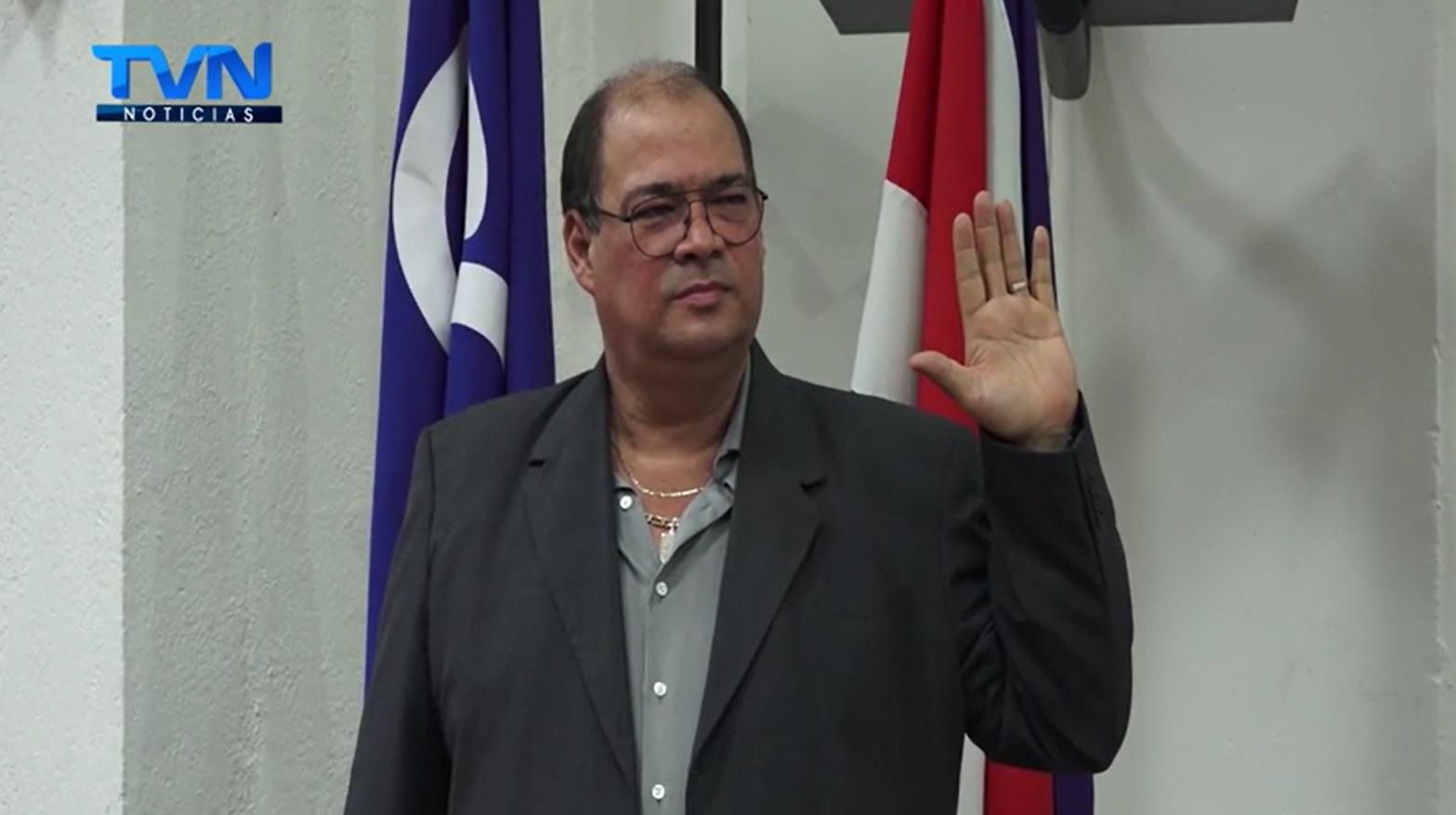 CONACOOP eligió al abogado sancarleño Geovanny Villalobos Guzmán como el nuevo secretario ejecutivo