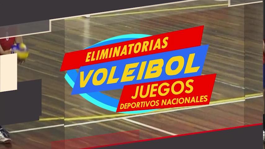 San Carlos, Upala y Grecia se debaten en las eliminatorias nacionales de Voleibol masculino.