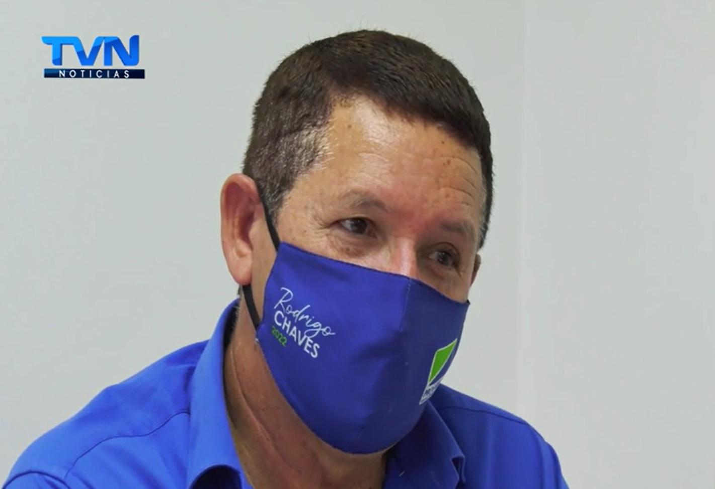 Convencido de luchar contra la corrupción, el educador Jorge Antonio Rojas pide el voto de los sancarleños