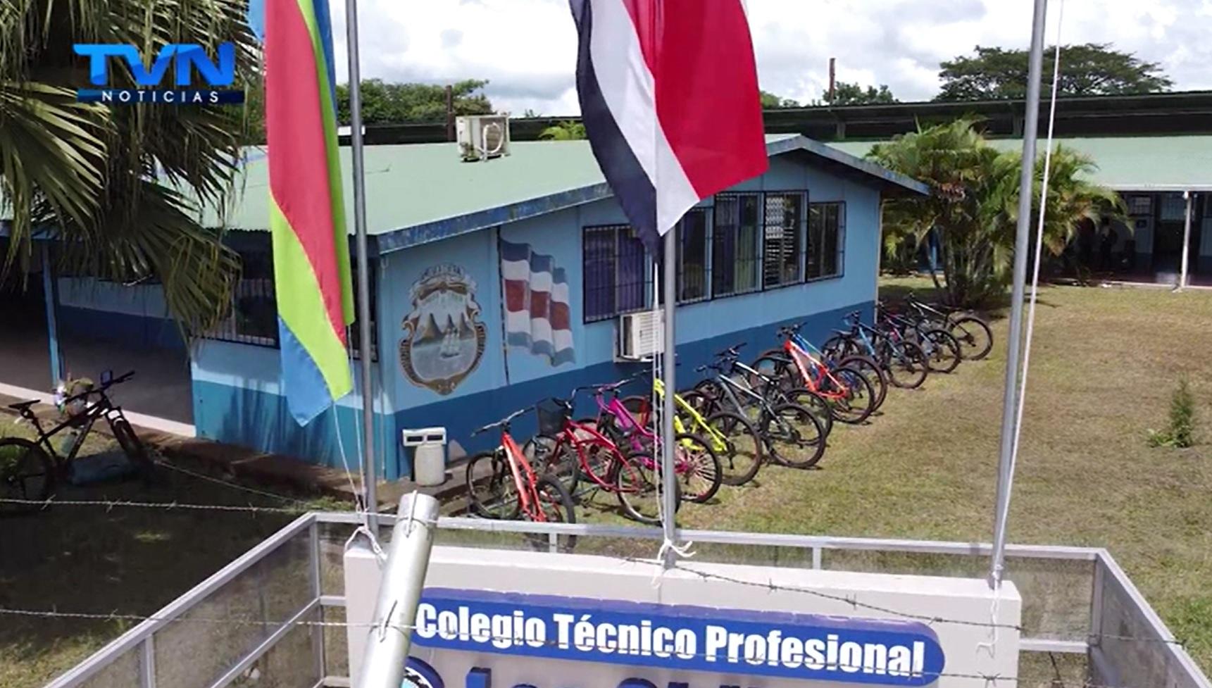 Con actividades deportivas, artísticas y culturales el CTP de Los Chiles celebrará el 50 aniversario