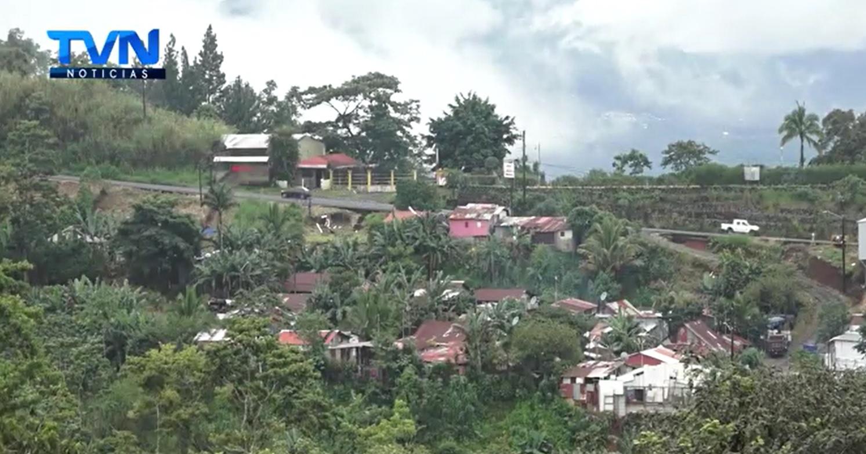 Comisión Nacional de Emergencias declara a Vuelta de Los Cocos como inhabitable por el riesgo de deslizamiento