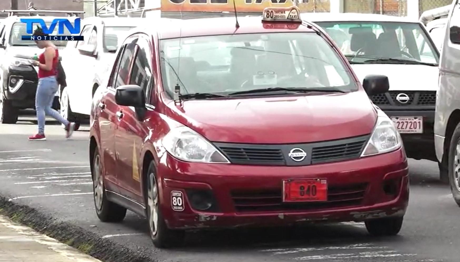 Los taxistas de la zona norte podrían unirse al paro nacional