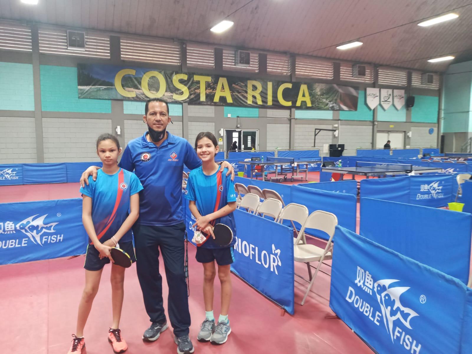 Histórico… San Carlos clasifica 2 jóvenes a Juegos Nacionales en tenis de mesa.