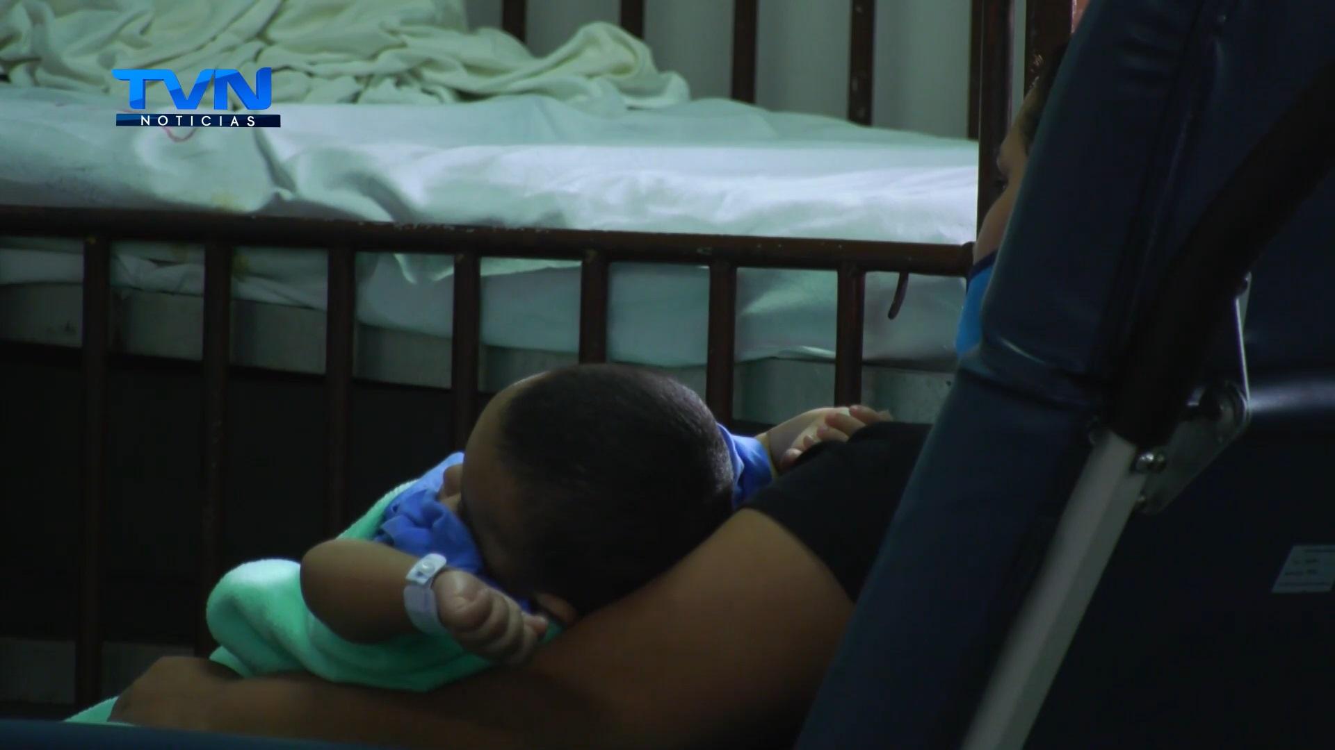 Setiembre fue el mes con más niños internados por covid-19 en el Hospital San Carlos